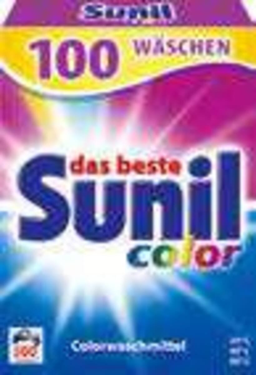Bild 1 von Sunil Waschmittel