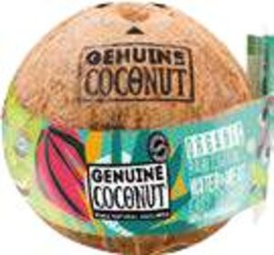 Genuine Coconut Bio-Trinkkokosnuss