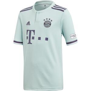 adidas FC Bayern 18/19 Auswärts Fußballtrikot Kinder