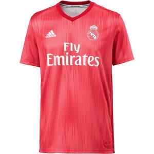 adidas Real Madrid 18/19 CL Fußballtrikot Herren
