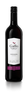 Gallo Family Zinfandel Rotwein 2018 0,75 ltr