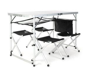 Klapptisch-und-Stuhl-Set