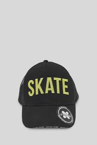 C&A Cap-skate-aid, Schwarz, Größe: 158-176