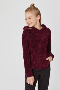 C&A Pullover, Rot, Größe: 182