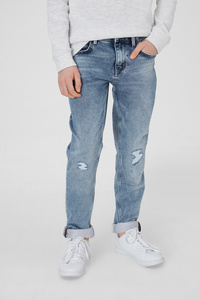 THE SLIM JEANS - Jog Denim