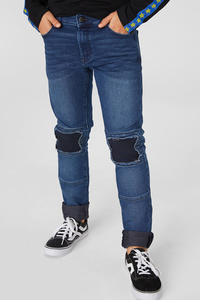C&A THE SKINNY JEANS-Jog Denim, Blau, Größe: 182