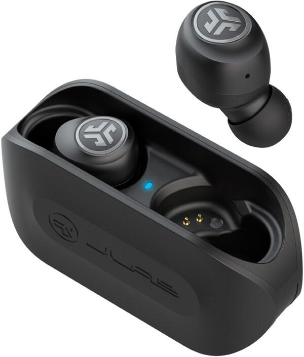 GO Air True Wireless Bluetooth-Kopfhörer schwarz