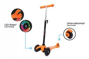 KickLight Scooter orange