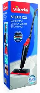 Vileda Steam Dampfreiniger XXL 1550 W ,  Reinigen ohne Chemikalien