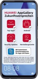 Huawei Smartphone P40 Lite 128 GB ,  128 GB, midnight black