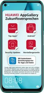 Huawei Smartphone P40 Lite 128 GB ,  128 GB, crush grün