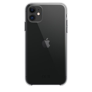 Apple Clear Case transparent ,  für Iphone 11