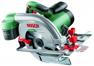 Bosch Handkreissäge PKS 66 AF 1.600 W