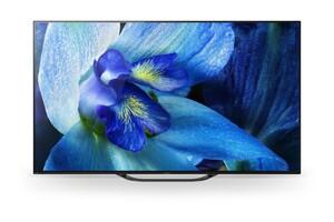 Sony KD55AG8 OLED-TV (Smart TV, Google Assistant, 4K, HDR, USB-Aufnahme)