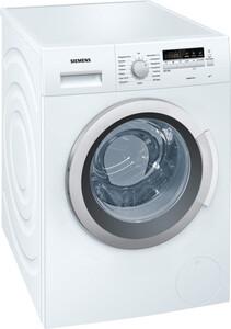 SIEMENS WM14K270EX Waschmaschine (A+++, 8 kg, 1.400 U/min, AquaStop, Schontrommel, Restzeit-Anzeige, Display, Startzeit-Vorwahl)