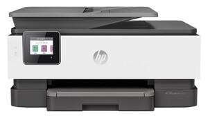 HP OfficeJet Pro 8022 weiß-schwarz Multifunktionsdrucker (Tintenstrahldrucker, 4-in-1, Fax, Scanner, Kopierer, WLAN, Duplex, ADF, Instant Ink)