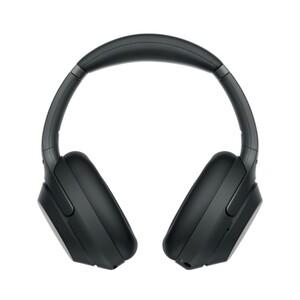 Sony WH1000XM3 schwarz Over-Ear-Bügelkopfhörer (ANC, NFC, Headset-Funktion, faltbar)