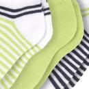 Bild 2 von 3 Paar Baby Sneaker-Socken im Set