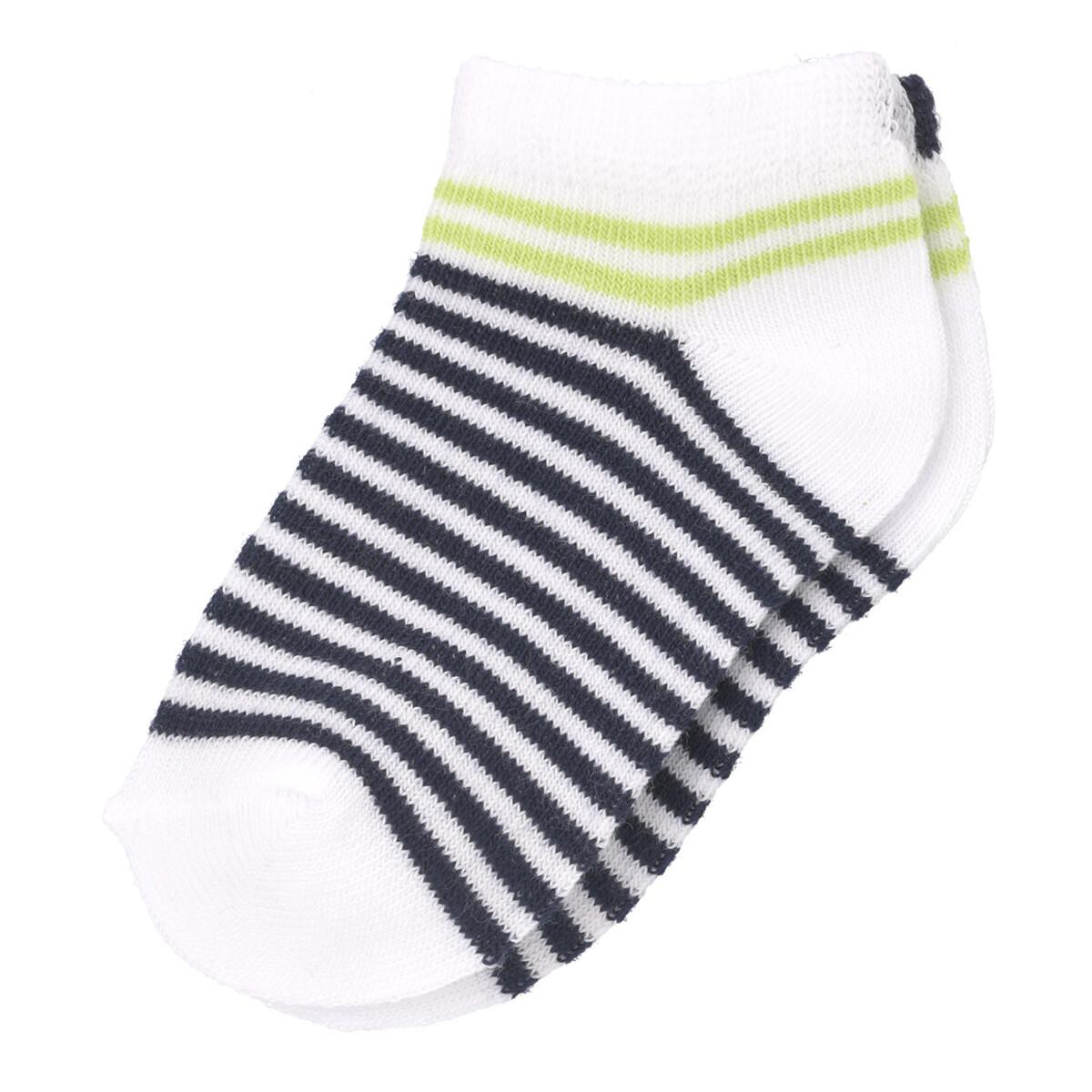 Bild 5 von 3 Paar Baby Sneaker-Socken im Set