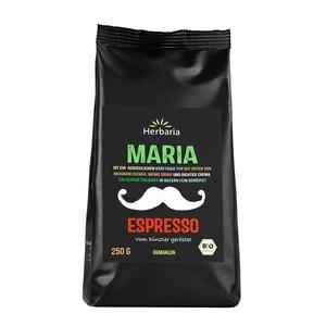 Herbaria Bio Maria Espresso gemahlen 250 g