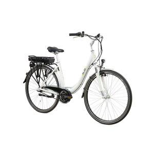 "City E-Bike ""Streetglider"", silber"