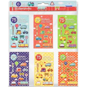 Mini Stickerbuch