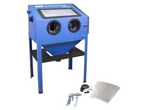 Güde Sandstrahlkabine »GSK 220 LTR «, 7 bar Druck,  200-600 l/min, großes Arbeitsfenster