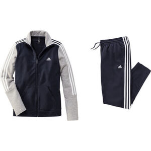 adidas Trainingsanzug, Full-Zip, für Damen