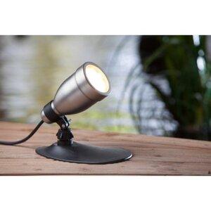 Heissner SMART LIGHT  LED-Spot für Teich Pool und Garten 9 Watt Multicolor