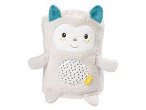 Fehn Kuschelset »Katze«, 2in1: Kuscheltier und Decke zum Spielen und Kuscheln