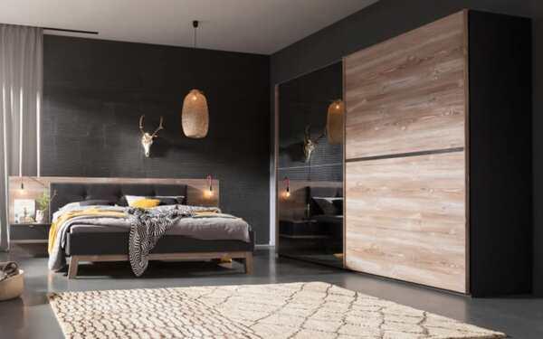 Nolte Germersheim Schlafzimmer Cepina In Picea Pinie Optik Basalt Von Hardeck Ansehen