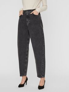 HIGH WAIST LOOSE FIT JEANS