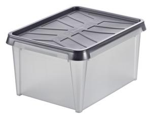 Smartstore Aufbewahrungsbox SmartStore Dry Box 31 50 x 40 x 26 Blau Weiß
