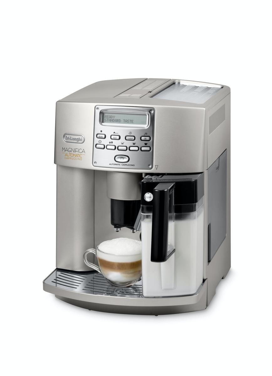 Bild 1 von De'Longhi Kaffeevollautomat ESAM 3500 MAGNIFICA