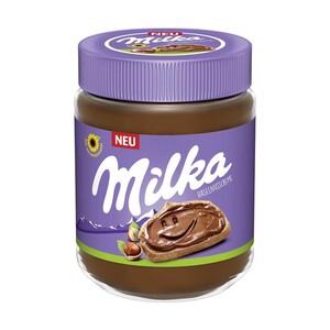 Milka Haselnusscreme jedes 350-g-Glas