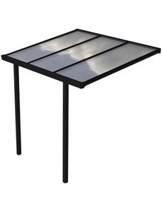 Terrassendach »Easy Edition«, Breite: 300 cm, Dach: Polycarbonat (PC), Farbe: anthrazit