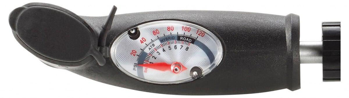 Bild 2 von Fischer Mini-Pumpe mit Manometer