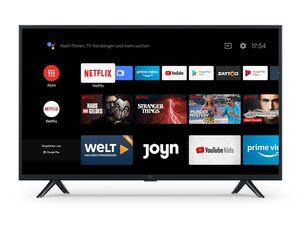 "Xiaomi Mi Smart TV 4A 32"" / HD Ready (1.366 x 768 Pixel) / 80cm (31,5"") / Smart TV mit Android TV 9.0"
