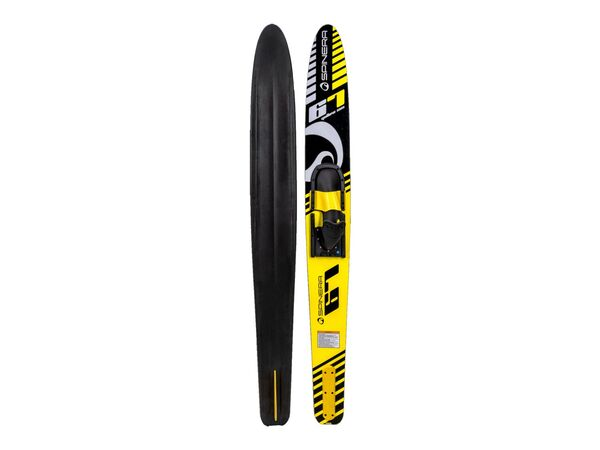 Spinera Wasserski »Yellow Sea 67«, Combo Ski, 170 cm, Bindung 37-47