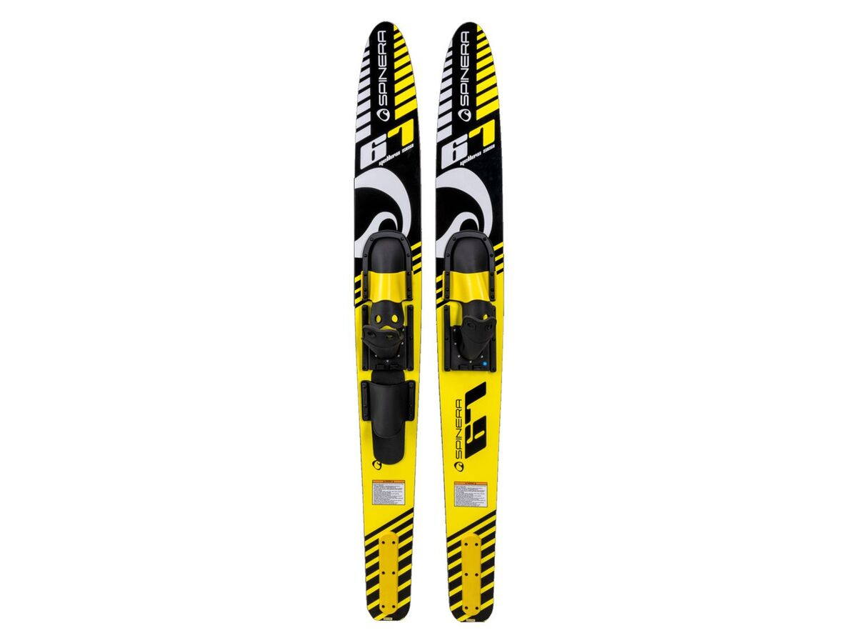 Bild 2 von Spinera Wasserski »Yellow Sea 67«, Combo Ski, 170 cm, Bindung 37-47