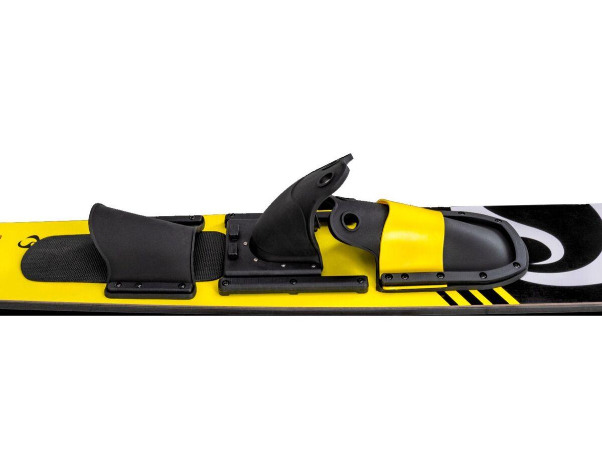 Bild 5 von Spinera Wasserski »Yellow Sea 67«, Combo Ski, 170 cm, Bindung 37-47