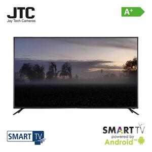 "SG65U5567J • 3 x HDMI, 2 x USB, CI+ • integr. Kabel-, Sat- und DVB-T2-Receiver • Maße: H 84,3 x B 146,1 x T 8,5 cm • Energie-Effizienz A+ (Spektrum A+++ bis D) • Bildschirmdiagonale: 64,5"""