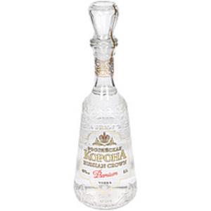 "Vodka ""Russian crown Premium"" 40% vol."
