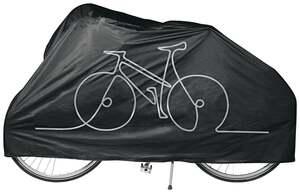 IDEENWELT Fahrrad- und Mofaabdeckung