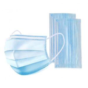 Gesichtsmaske - Chirurgischer Mund-Nasenschutz - 20 Stück