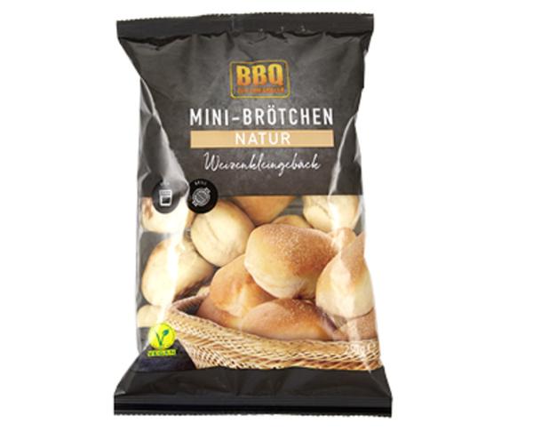 BBQ Mini-Brötchen