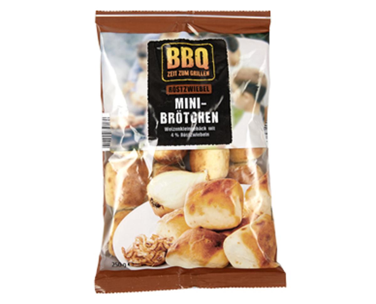 Bild 3 von BBQ Mini-Brötchen