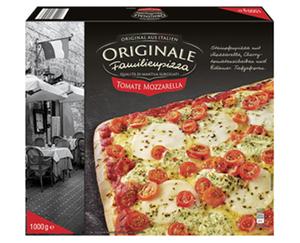 Originale Familienpizza