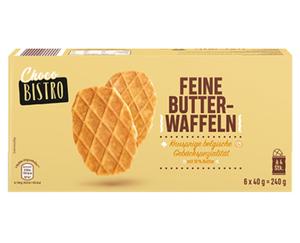 Choco BISTRO Butterwaffeln