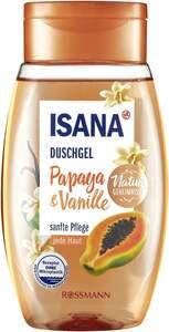 ISANA Duschgel Papaya & Vanille